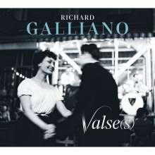 Richard Galliano - Valse(s), CD