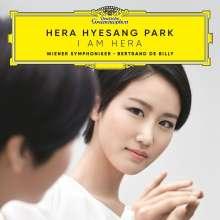 Hera Hyesang Park - I am Hera, CD