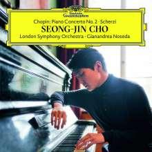 Frederic Chopin (1810-1849): Klavierkonzert Nr.2 (von Seong-Jin Cho handsigniert), CD