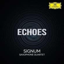 Signum Saxophone Quartet - Echoes, CD
