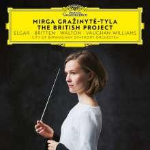 Mirga Grazinyte-Tyla - The British Project, CD