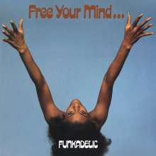 Funkadelic: Free Your Mind... (180g) (Blue Vinyl), LP