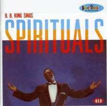 B.B. King: Sings Spirituals (+ Bonus Tracks), CD