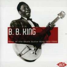 B.B. King: Best Of The Blues Guitar King 1951 - 1966, CD