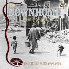 The Downhome Blues Sess, CD