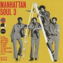 Manhattan Soul 3, CD