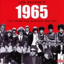 Jon Savage's 1965: The Year The Sixties Ignited, 2 CDs