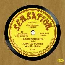 John Lee Hooker: Documenting The Sensation Recordings 1948 - 1952, 3 CDs