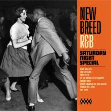 New Breed R&B: Saturday Night Special, CD