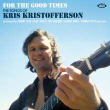 For The Good Times: The Songs Of Kris Kristofferson, CD