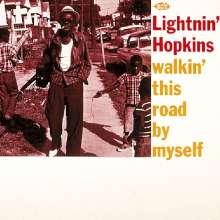 Sam Lightnin' Hopkins: Walkin' This Road By Myself, LP