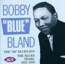Bobby 'Blue' Bland: The '3 B' Blues Boy, CD