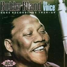 Bobby 'Blue' Bland: The Voice: Duke Recordings 1959-1969, CD