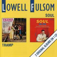 Lowell Fulson: Tramp And Soul, CD