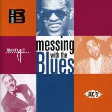 Messing With The Blues: Messing With The Blues / Vario, CD