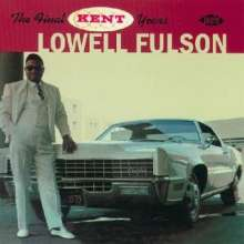 Lowell Fulson: The Final Kent Years, CD