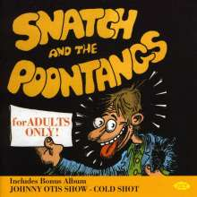 Johnny Otis: Cold Shot / For Adults Only (Snatch And The Poontangs), CD