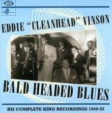 Eddie Cleanhead Vinson (1917-1988): Bald Headed Blues, CD