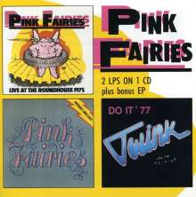 Pink Fairies: Live At The Roundhouse, CD