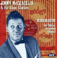 Jimmy McCracklin: Blues Blastin', CD