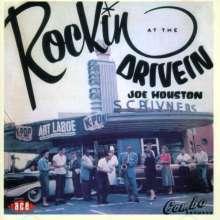 Joe Houston: Rockin' At The Drive-In, CD