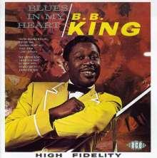 B.B. King: Blues In My Heart, CD