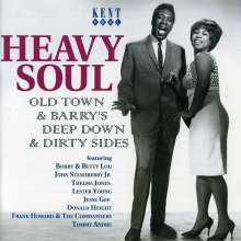 Various Artists: Heavy Soul-Old Town & B, CD