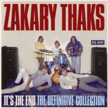 The Zakary Thaks: It's The End: The Definitive Collection, CD