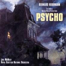 Psycho: Filmmusik: Score, CD