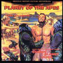 Filmmusik: Planet Of The Apes /Escape From The Planet Of The Apes, CD