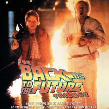 Filmmusik: Back To The Future Trilogy, CD