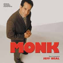 Jeff Beal (geb. 1963): Filmmusik: Monk - TV Soundtrack, CD