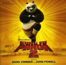 Hans Zimmer & John Powell: Filmmusik: Kung Fu Panda 2 (O.S.T.), CD