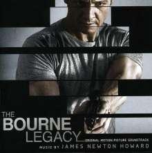 James Newton Howard (geb. 1951): Filmmusik: The Bourne Legacy (Deutscher Titel: Das Bourne-Vermächtnis), CD