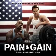 Steve Jablonsky (geb. 1970): Filmmusik: Pain & Gain, CD