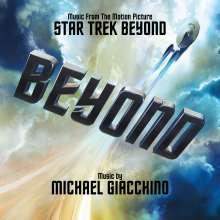 Michael Giacchino (geb. 1967): Filmmusik: Star Trek Beyond (180g), 2 LPs