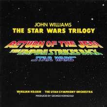 Star Wars Trilogy: Filmmusik: Soundtrack, CD