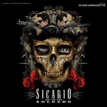 Hildur Gudnadottir (geb. 1982): Filmmusik: Sicario 2 - Day Of The Soldado (O.S.T.), LP