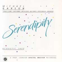 Michael Garson: Serendipity, CD
