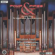 Dallas Wind Symphony - Pomp & Pipes!, CD