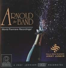 Malcolm Arnold (1921-2006): Werke für Blechbläser, CD