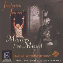Dallas Wind Symphony - Marches I've missed, CD