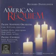 Richard Danielpour (geb. 1956): An American Requiem, CD