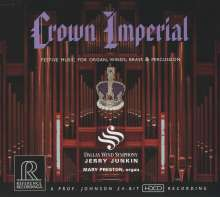Dallas Wind Symphony - Crown Imperial, CD