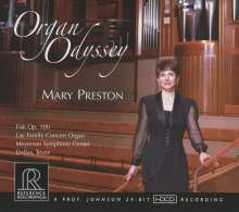 Mary Preston - Organ Odyssey, CD