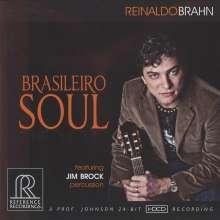 Reinaldo Brahn: Brasileiro Soul (HDCD), CD