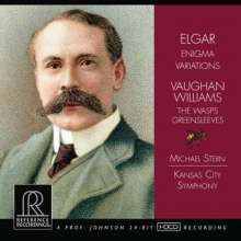 Edward Elgar (1857-1934): Enigma Variations op.36 (HDCD), CD