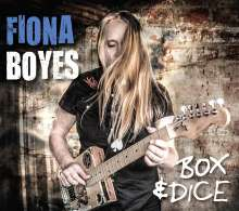Fiona Boyes: Box & Dice, CD