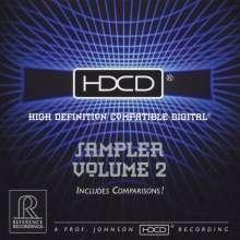 """HDC-Sampler """"High Definition Compatible Digital"""" Vol.2, CD"""
