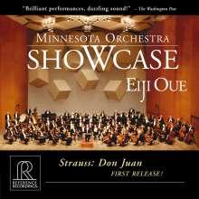 Minnesota Orchestra - Showcase, CD